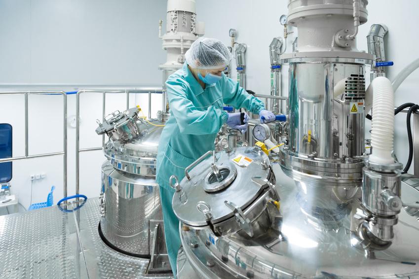 gmp api manufacturing
