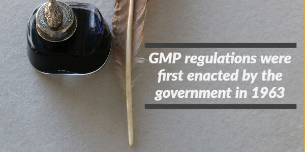The Importance of GMP Quality Control